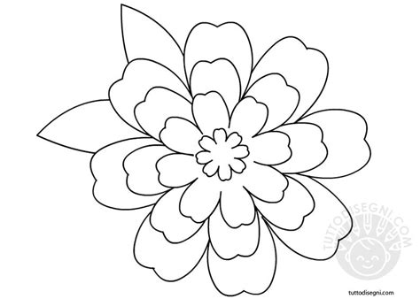 disegni da colorare fiore disegni di fiori da colorare ea46 187 regardsdefemmes