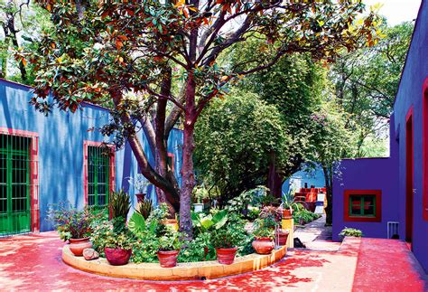 casa azul frida kahlo kijk je mee in casa azul het huis frida kahlo enfait