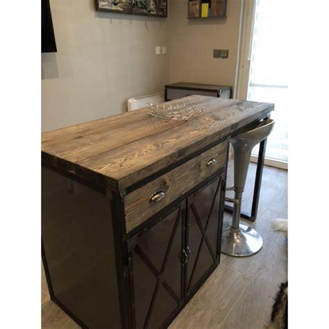 Meuble De Cuisine Ilot Central meuble ilot cuisine plan cuisine avec ilot central