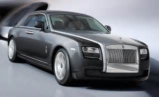 Rolls Royce Ghosy Car And Driver