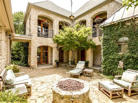 courtyard home small spanish style house plans spanish style home plans