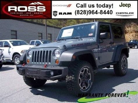Jeep Rubicon Msrp purchase new 2013 jeep wrangler rubicon 10th anniversary