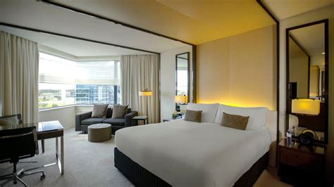luxe king room crown metropol perth luxe king spa rooms crown metropol perth