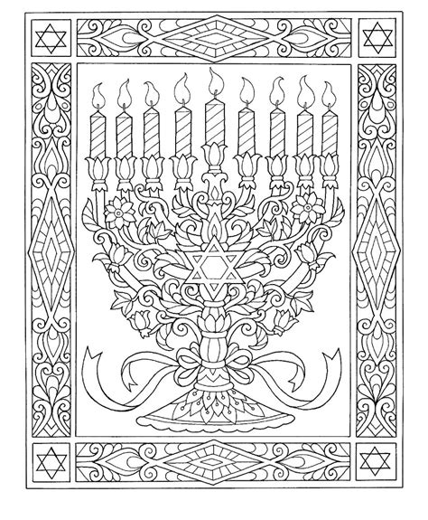 chanukah coloring pages 8 free hanukkah coloring pages drawings