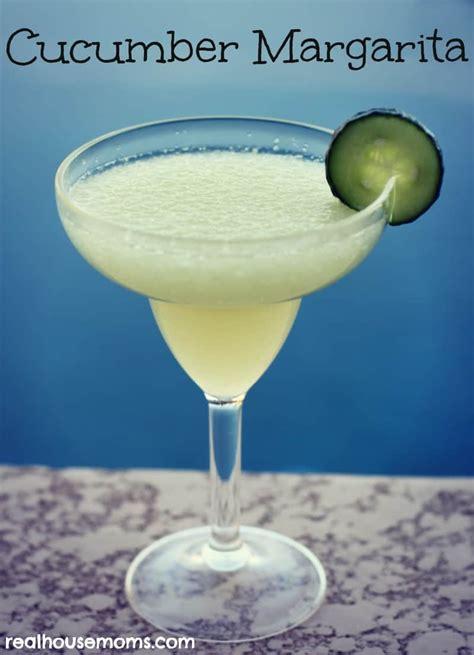 cucumber margarita recipe cucumber margarita