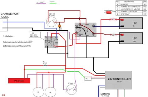 Power Wheels Wiring Diagram Modified Power Wheels