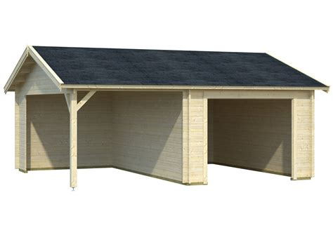 garage with carport single garage with carport without gate garden house