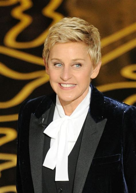 Degeneres Gets Glammed Up by Get 20 Degeneres Haircut Ideas On Without