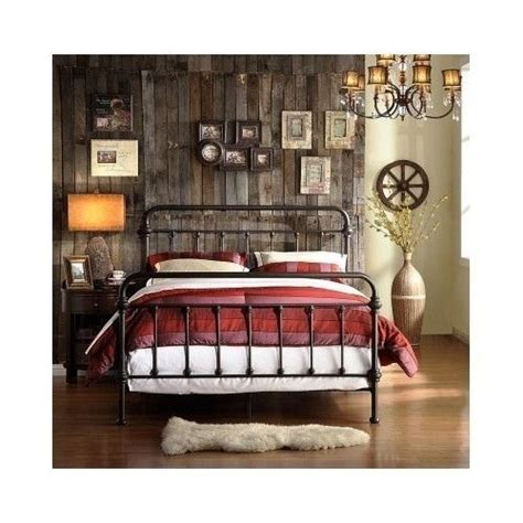 vintage queen bed frame rustic metal headboards antique bedroom furniture cast iron beds queen bed frame