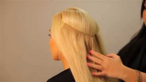 halo hair how to put in hairspray halo hair extensions on a wire with no clips