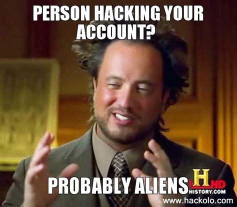 Meme Hack - top 10 funny memes for hackers hacks and glitches portal