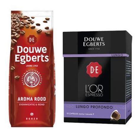 aanbieding l or espresso bonen l or espresso of douwe egberts bonen aanbieding week 15