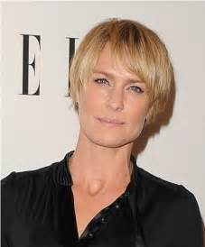 pictures of wrights hair robin wright s great hair at elle women in hollywood event