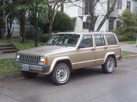 jeep renault curbside classic 1984 jeep cherokee amc s greatest hit
