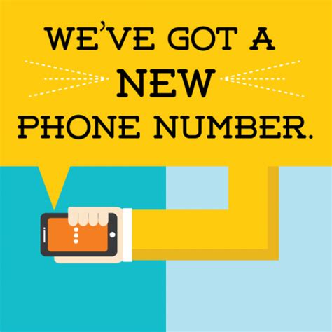 Weve Got by We Ve Got A New Phone Number Powerful Learning Practice