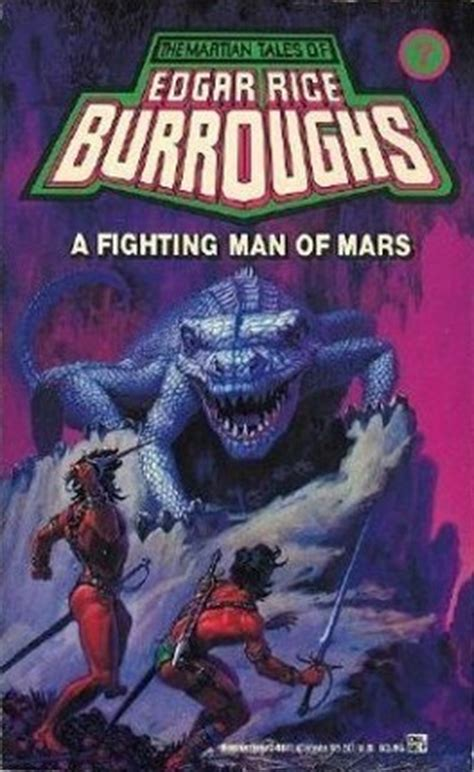 the of mars books a fighting of mars barsoom 7 by edgar rice