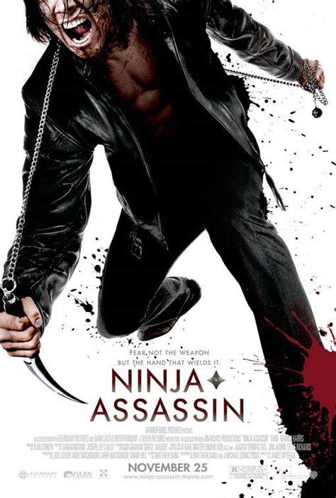 Film Action Ninja Assassin Complet   ninja assassin poster