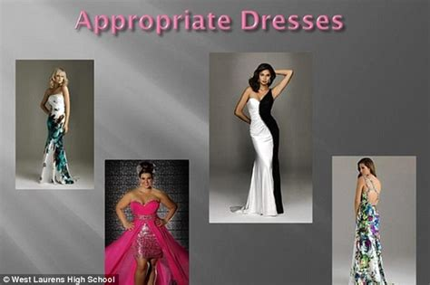 schools prom dress code pre approval of gowns spark prom and proper high schools across the u s crack down