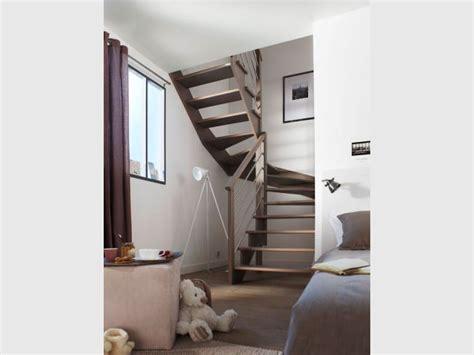 Escalier Sur Mesure Lapeyre 4537 by Escaliers Tour D Horizon Des Configurations Possibles