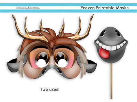 printable mask frozen unique frozen printable masks party masks birthday