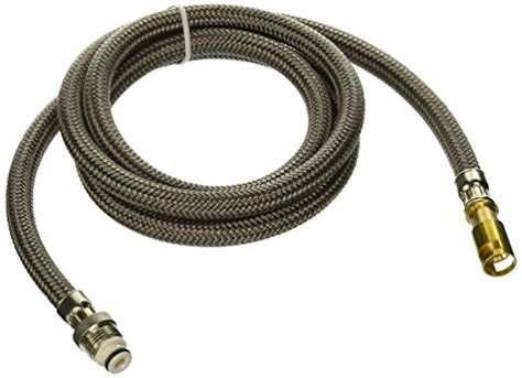 delta faucet rp44647 palo hose assembly for pull out