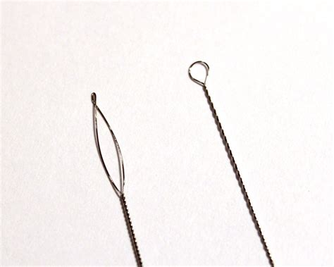 Using Collapsible Beading Needles Technique Lima