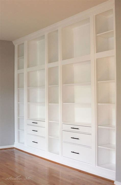 Ikea Billy Ideen by Best 25 Diy Bookcases Ideas On Bookcases Diy