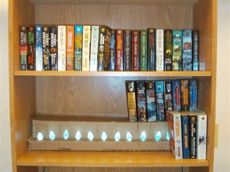 diy cheap bookshelf riser book
