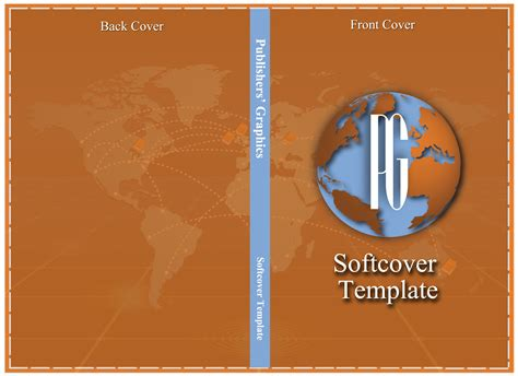 Softcover Template For Short Run Book Publishers Graphics Blog Will Cover Template