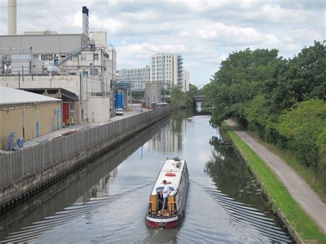 grand union canal c oast house archive geograph
