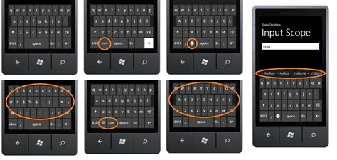 keyboard layout manager for win 7 windows phone inputscope and keyboard layout share our ideas