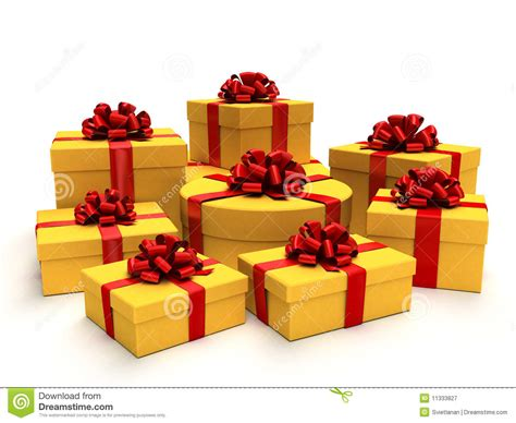 gifts royalty free stock photography image 11333827