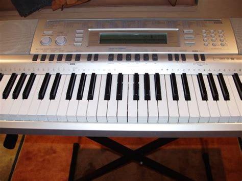 Keyboard Casio Wk 210 Casio Wk 210 Keyboard For Sale