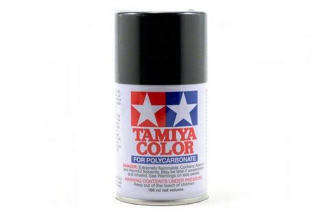 tamiya paint ps by plaskit net tamiya polycarbonate spray paint 100ml black ps 5