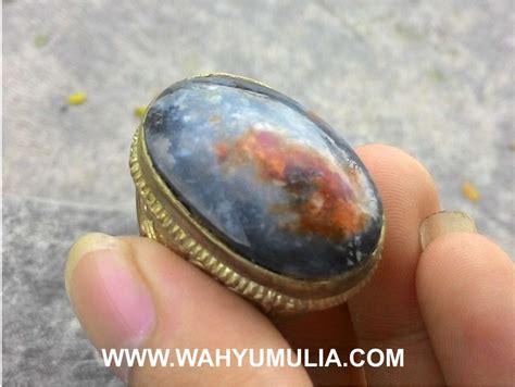 Semua Batu Akik batu cincin akik gambar galaksi luar angkasa langka kode