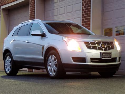 cadillac nj 2012 cadillac srx luxury collection stock 650582 for