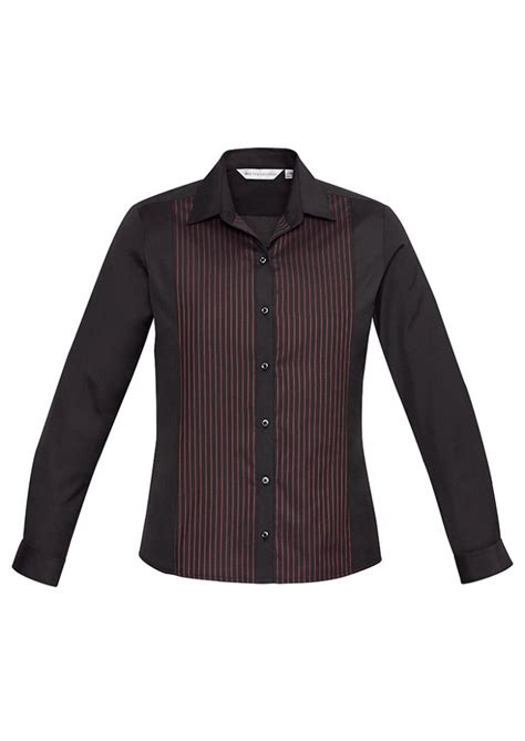 Panel Stripe Shirt reno panel stripe shirt hospitality