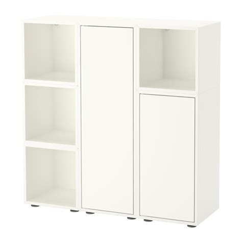 ikea eket cabinet eket cabinet combination with feet white 105x35x107 cm ikea