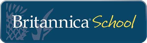 britannica school logotipos y widgets