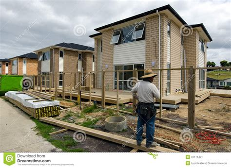 new house real estate new zealand housing property and real estate market editorial photo image 37176421