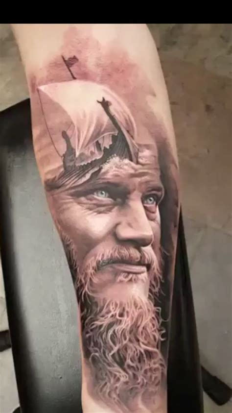 ragnar lothbrok tattoo 17 best images about on fox