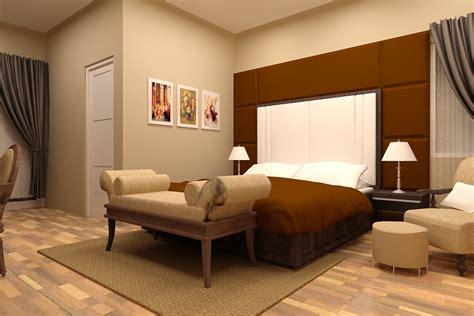 Black Master New Chevin Coklat serasa bagaikan surga dengan desain kamar tidur bertema