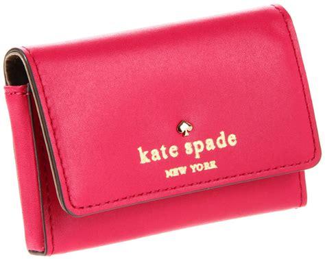 Kate Spade Cards - kate spade new york tudor city business card holder
