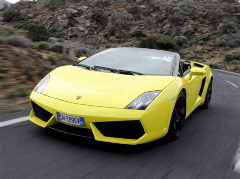 Lamborghini Murcielago Generation Gallardo Lp560 4 Spyder 1st Generation Gallardo