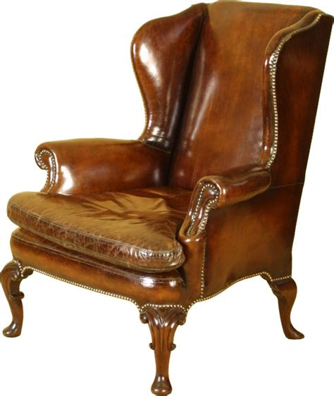 leather wing back chairs leather wing back chairs