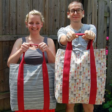 All Of These Bags Could Be Yours by Diy Totes These Could Really Come In Handy For The