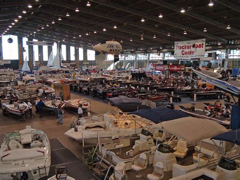 tulsa boat show overview once again lots of boats and displays at the