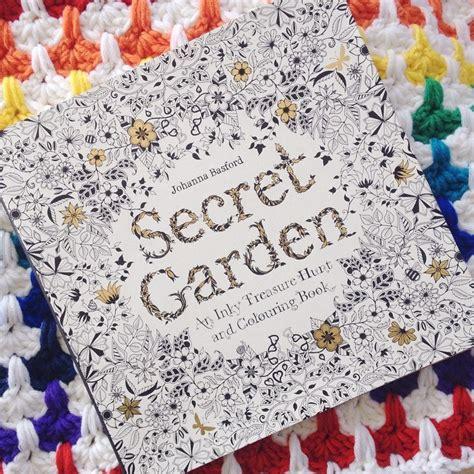 secret garden colouring book review colouring book review secret garden the crafty mummy