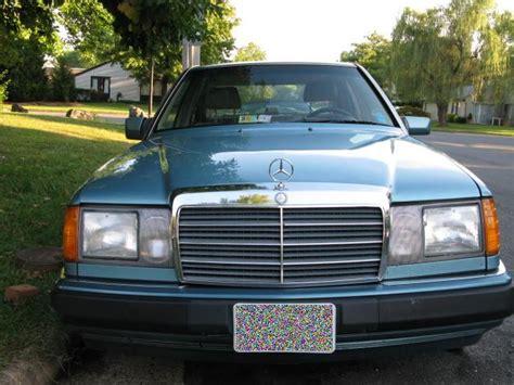 how does cars work 1993 mercedes benz 300d parental controls fs 1993 w124 300d 2 5 turbo peachparts mercedes shopforum