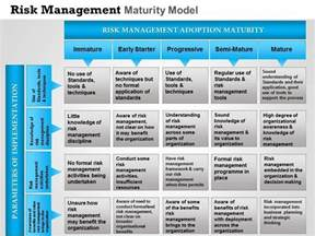 0314 risk management maturity model powerpoint